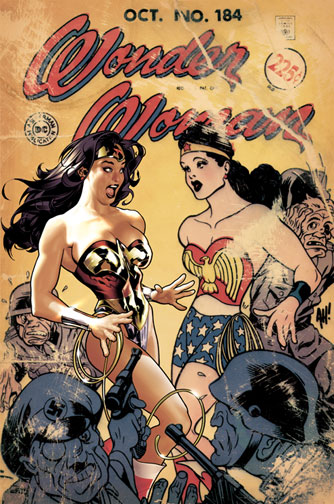 Wonder Woman 184 by AdamHughes