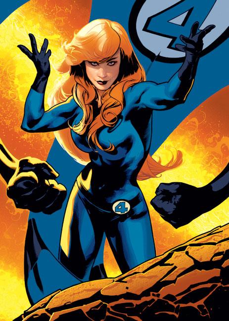 Las Super Chicas de Marvel [Parte uno: A-L]