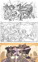 Star Wars RPG Art by AdamHughes