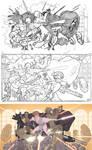 Star Wars RPG Art, Larger