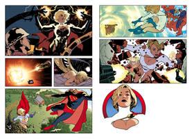 Powergirl Origin by AdamHughes