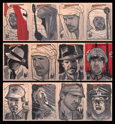 Indy Sketchcards