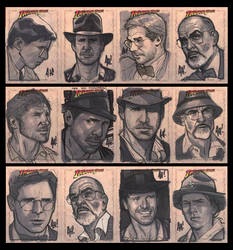 Even More Indy Cards