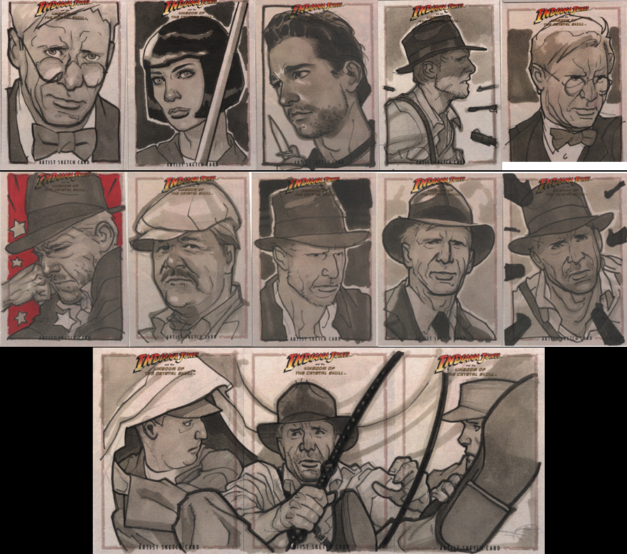 Indy 4 Cards by AdamHughes