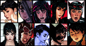 The Many Faces of Selina Kyle