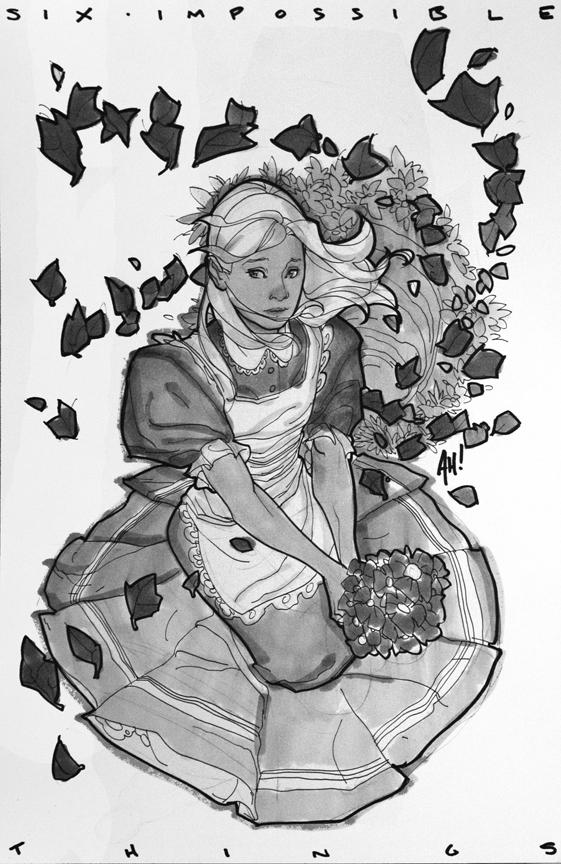 Alice by AdamHughes