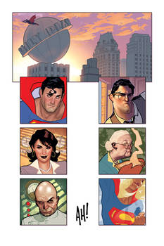 HeroesCon 2006 Badge Art