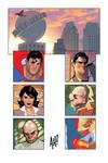 HeroesCon 2006 Badge Art