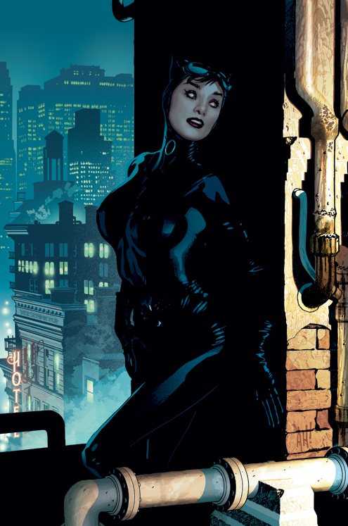 The Women Of Dc Comics Ink In Adam Withers S Dc Comics: Catwoman 48 By AdamHughes On DeviantArt