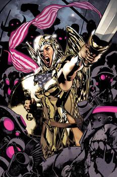 Wonder Woman 173 cover