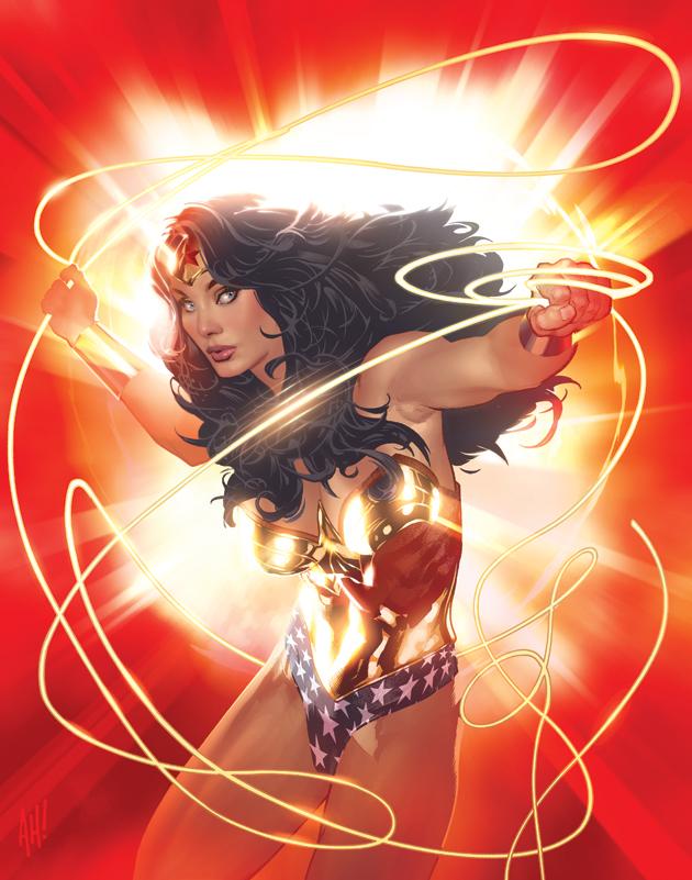 Wonder Woman Encyclopedia