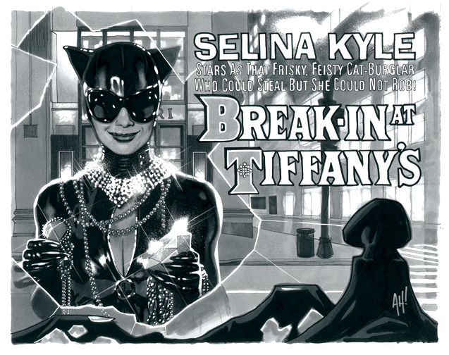 Break-In at Tiffany's by AdamHughes