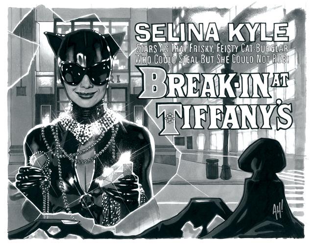 Break-In at Tiffany's