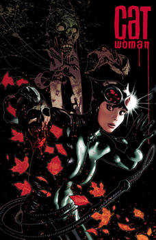 Catwoman 83 Cover