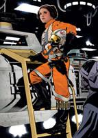 Pilot Leia