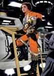 Pilot Leia by AdamHughes