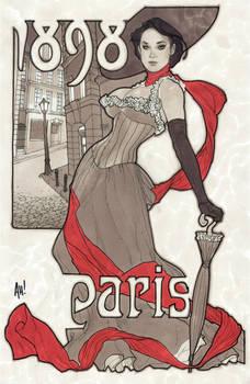 Paris, 1898