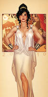 COVER RUN Wonder Woman by AdamHughes