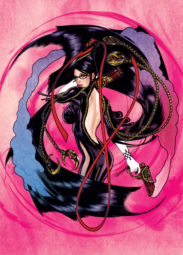 Bayonetta, Again by AdamHughes