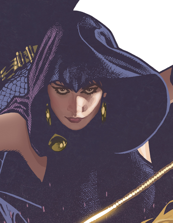 Raven Detail by AdamHughes
