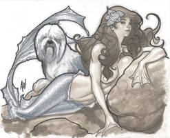 Not So Little Mermaid