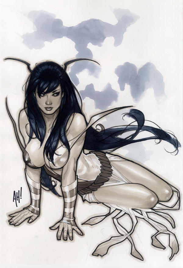 Mantis by AdamHughes