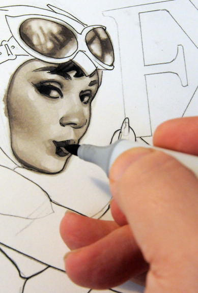 Tasty WIP by AdamHughes