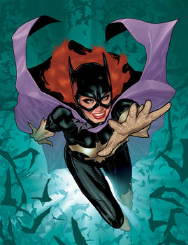 Batgirl Cover No 1