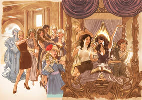 FAIREST Cover 1 by AdamHughes