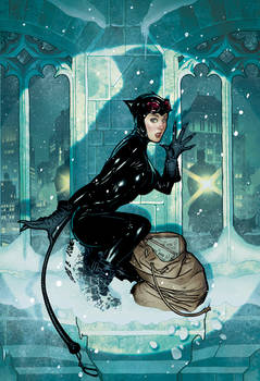Overstreet Catwoman