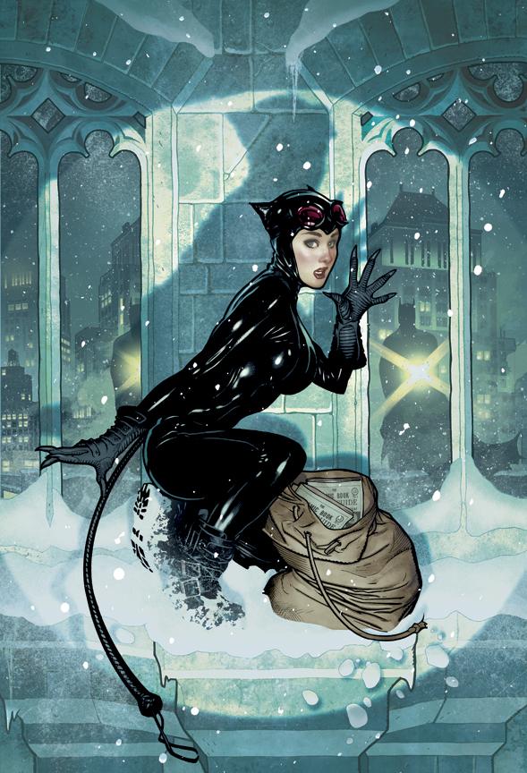 Overstreet Catwoman