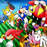 Classic Sonic Team