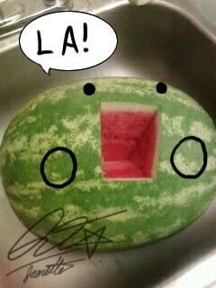 Watermelon La by QT-Star