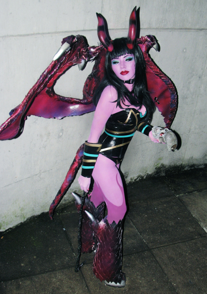 Succubus From WoW By AyaneShiranui