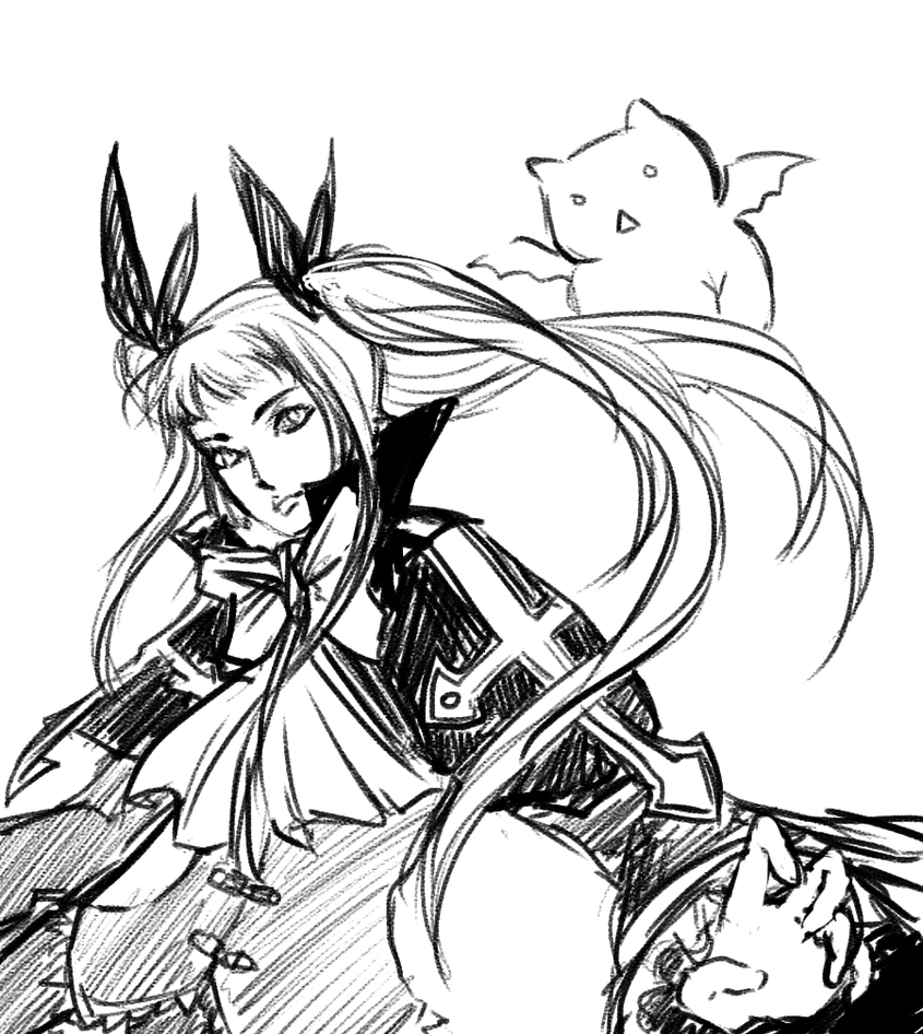 hey miss alucard by tomoko-radish