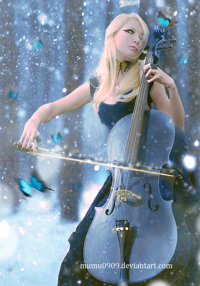 The Winter Melody. by mumu0909