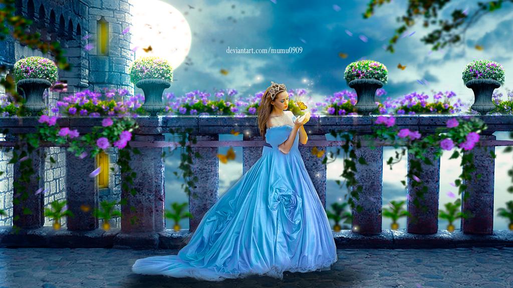 Princess Palace by mumu0909