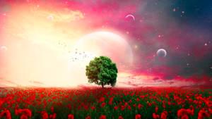 Fantasy Tree by mumu0909