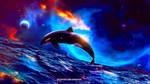 Galaxy Whale -DD- by mumu0909