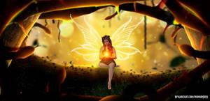 Mystical Forest by mumu0909