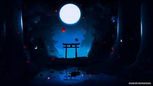 Asia Nightfall