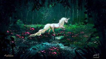 White Horse(Collaboration with Jasminira)