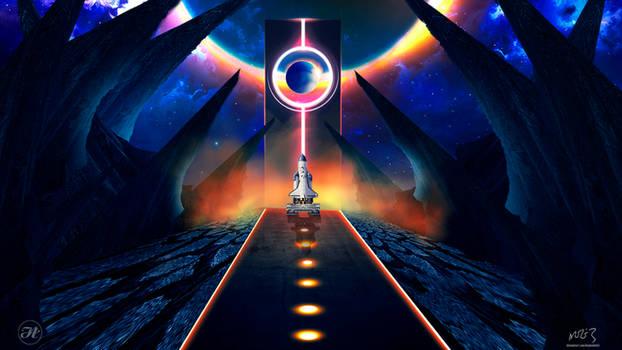 Cosmic Journey (Collaboration with Aramisdream)
