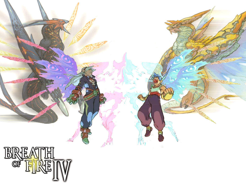 Breath Of Fire 4 Wallpaper By Scary Dave On Deviantart