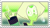 Peridot Stamp by elemmele