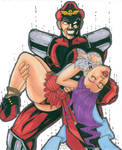 M Bison And Rose