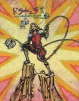 Castlevania: Simon's Quest Cover Art Alternative by LegsHandsHead