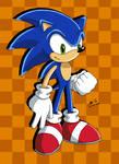 Sonic the hedgehog, again