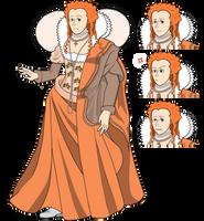 Elizabeth I: Virgin Queen by Lord-Justinius