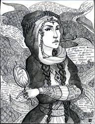 Princess Ateh by VoodooMouse
